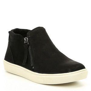 Gianni Bini double zip sneaker